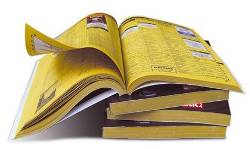 Service providers yellow pages